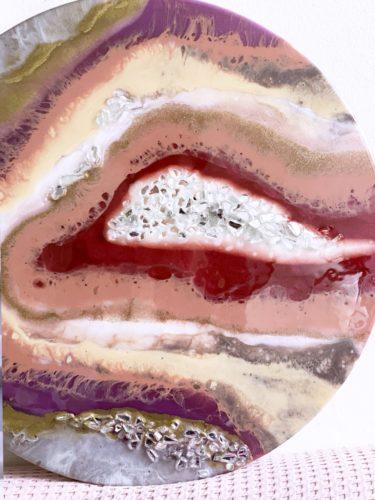 27 марта - Рисуем эпоксидной смолой