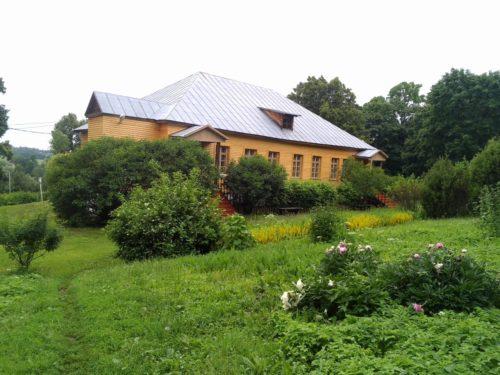 Музея-усадьба А.Т.Болотова