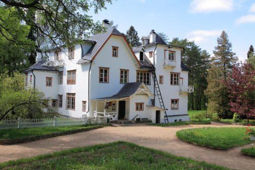 Экскурсии в музей-усадьбу В.Д.Поленова